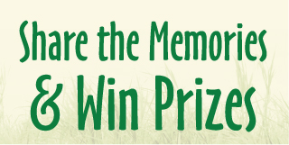 Share the Memories and Win Prizes