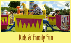 Kids & Family Fun events