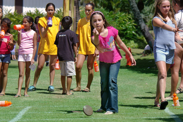 Traditional Hawaiian Games