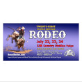20th Annual Plantation Days Rodeo<br>Three full days of Hawaiian Style Rodeo Action