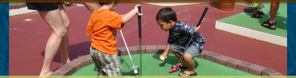 Miniature Golf Tournament