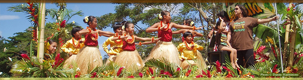 Koloa Plantation Days festival, Kauai, Hawaii. Photo (c) Danny Hashimoto.