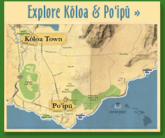 Activity Map: Explore Koloa and Poipu, Kauai, Hawaii